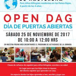 Día de puertas abiertas en Escuela hispana de Amsterdam