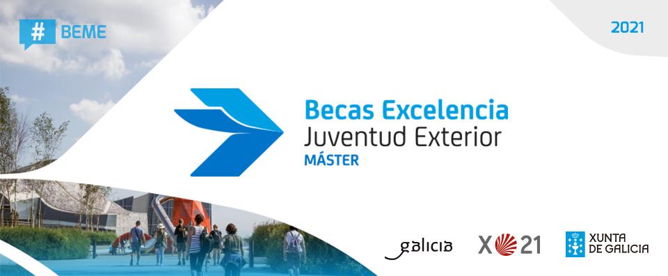 Becas Excelencia Juventud Exterior - Xunta de Galicia
